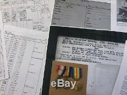 1914 Star Medal Trio Royal Naval Division Sinking of HMS Alcantara & Antwerp