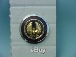 1967 Imperial NOS MoPar C Pillar Eagle MEDALLION EMBLEM Le Baron Chryco