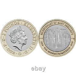 2018 ROYAL MINT PROOF SET COINS PREMIUM EDITION 13 Coins + Medal