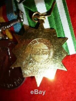 Australian Pair for Vietnam to The Royal Australian Regiment