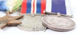 British Royal Naval Submariners DSM Winners Long Service Medal Group HMS SHARK