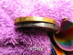 British Ww1 7875 Pte E Jones Royal Welsh Fusiliers Medal