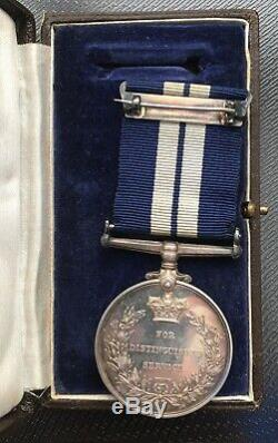 DIstinguished Service Medal & MID group Royal Navy Invasion of Southern France