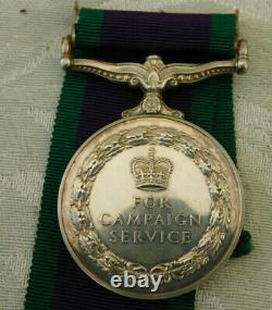Er11 South Arabia Clasp Gsm General Service Medal Roac Royal Army Corps Styles