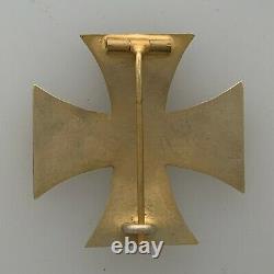 GENUINE 1914 Imperial German WWI Mecklenburg Schwerin Honour Cross -State medal