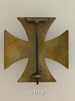 GENUINE & ORIGINAL Imperial German WWI Brunswick Honour Cross. State medal