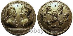 George II 1732 Royal Family medal Felicitas Imperii