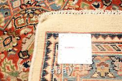 Hand-knotted Carpet 7'9 x 12'0 Royal Mahal Traditional Wool Rug