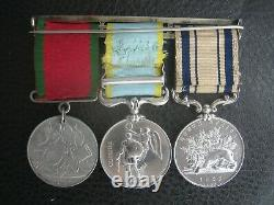 Important South Africa And Crimea Medal Group To Royal Sappers And Miners