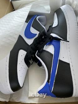 New Nike Air Force 1 Low'07 LV8 Game Royal Blue DD9784 001 Mens Sz 9 FAST SHIP