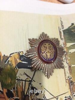 Original Indochina War The Royal Order Of Cambodia Medal