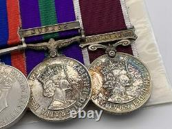 Original Medal Grouping, WithO Harris, Women's Royal Army Corps