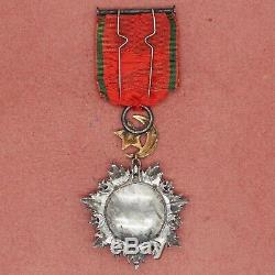 Ottoman empire Turkey Imperial Medal Order of Mejidie Knight class