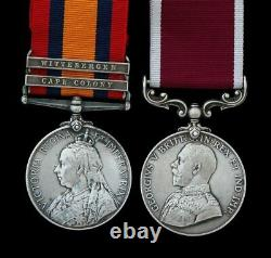 Queen's South Africa and Army Long Service Good Conduct Medal, Royal Artillery