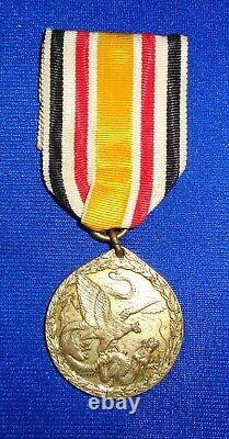 RARE pre-WWI Imperial German MEDAL Combatants China 1900 1901 Boxer Rebellion