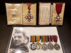 Royal Air Force Air Vice-Marshal Medal Group RAF RFC Pilot