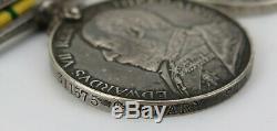 Royal Navy LSGC Medal group. 1899 1922. RMLI Africa, Persian Gulf, Ireland