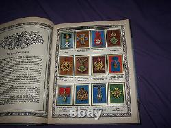 Royal Order Knight Awards Civil Military Society Medal Guide Cigarette Card Book