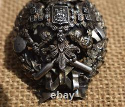 Russian Russia Imperial Tsar Order Medal Badge Technical Academy Graduation