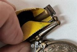Scarce Pre Ww1 British Royal Niger Company Medal 1886 Clasp Nigeria
