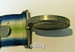 South Atlantic Medal 1982 Royal Navy Falklands HMS Ambuscade Barker