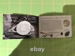 The 2010 Royal Mint Silver Medal by Gordon Summers (Chief Engraver, Royal Mint)