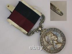 Very Nice Royal Air force Long Service Good Conduct Full Size Medal