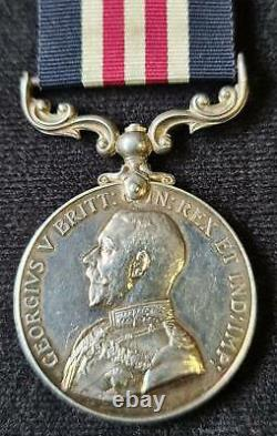 WW1 British Military Medal & Pair Royal Artillery