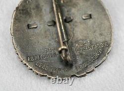 WW1 German Imperial schlageter badge pin 1923 medal WW2 US Army Veteran estate