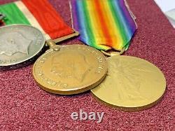 WW1 Merchant Navy & Royal Navy Medal Group Purkis S. S. Transylvania Surviver
