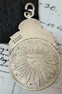WW1 deserters British & Royal Australian Navy Sydney/Emden action medal group