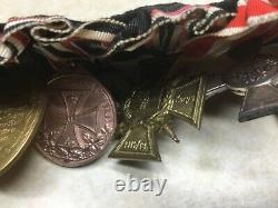 Ww1 Medal Bar Imperial Germany