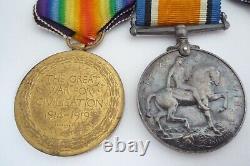 Ww1 Officer 1914 15 Star Medal Trio 21st Royal Fusiliers Public Schools Batt
