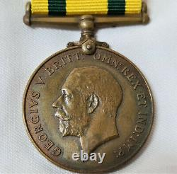 Ww1 Territorial Force War Medal Sergeant Pattison 50th Division Royal Engineers